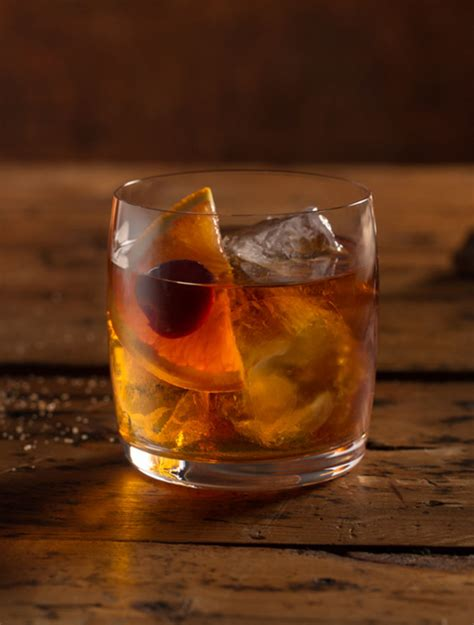 classic old fashioned cocktail bourbon knob creek 174 bourbon whiskey