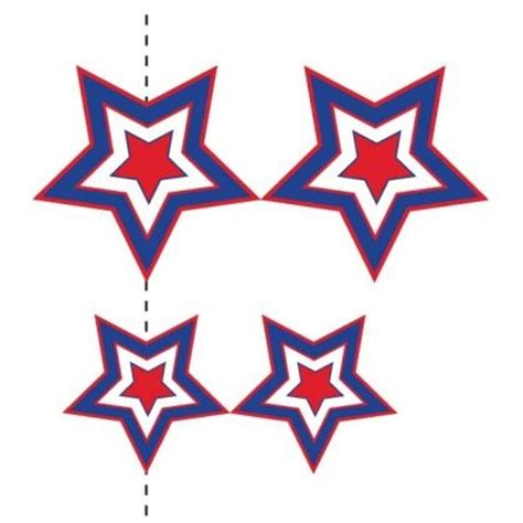 printable blue star banner world cup fun for the family urbansitter