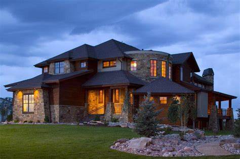Colorado Style Home Plans by Lake Front Plan 6 963 Square 5 Bedrooms 5 5