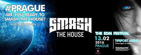 smash house smash house rozhovor s pořadateli smash the house