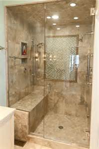 tile showers with glass doors check out this lovely tile shower we did it has a