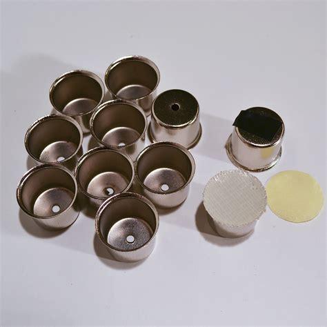 Tealite Tea Light Candle Cup Alumumium tea light cup steel