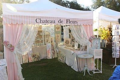curtain fair craft fair booth i love the curtains and banner