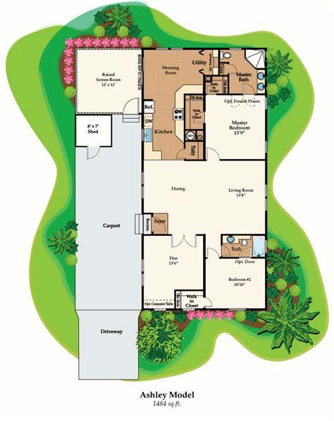 lindsay floor plans nobility homes florida ashley floor plans nobility homes florida