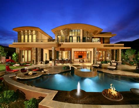 best luxury houses in the world modern house