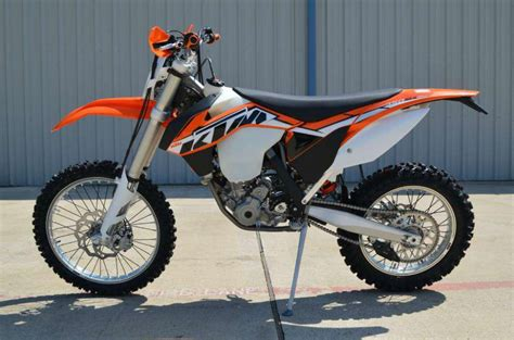 Ktm 350 Dirt Bike 2014 Ktm 350 Xcf W Dirt Bike For Sale On 2040motos