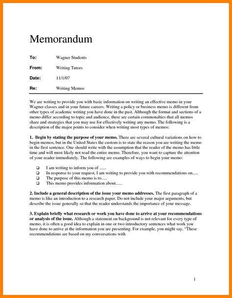 paramedic resume sle a memo exle 11 exles of business memos mailroom clerk 4