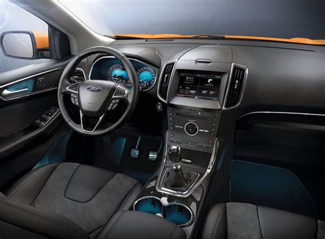 2015 Ford Edge Sport Interior by Ford Edge Maakt Suv Line Up Compleet