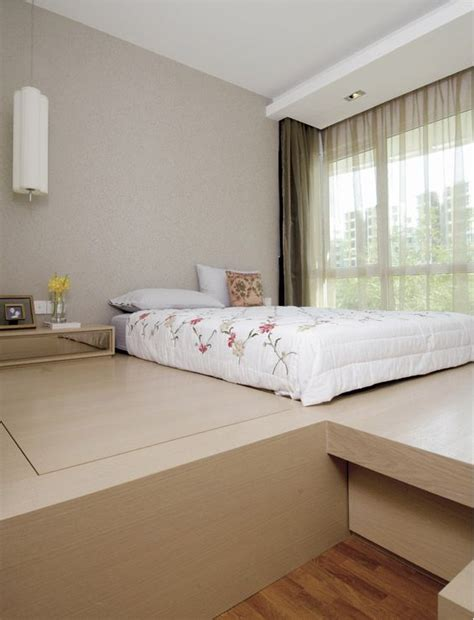 platform bedroom ideas 110 best raised floor storage images on pinterest