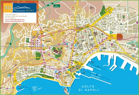 naples italy map image gallery naples italy city map
