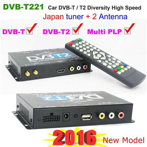 Nexdrive Dvb T2 Diversity Car Pay Tv Paket Family 6 Bulan dvb t221 car dvb t2 dvb t multi plp digital tv receiver automobile dtv box