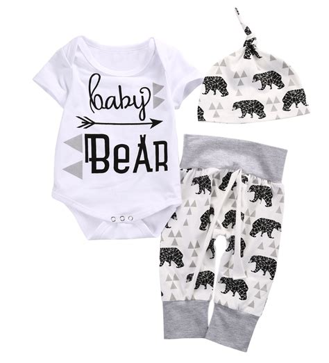 Baby Bears 3 In1shirt2 Pcs Pant aliexpress shopping for electronics fashion home garden toys sports