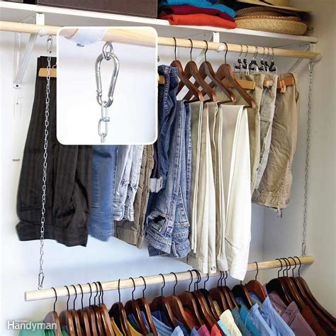 Expand Closet Space by Easy Ways To Expand Your Closet Space