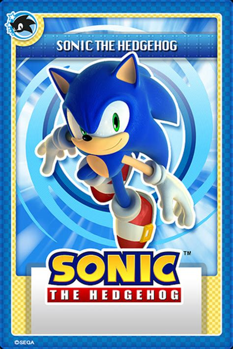 Where Can I Buy A Sonic Gift Card - sonic the hedgehog digital trading cards launched the sonic stadium