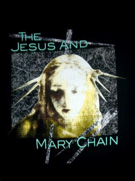 jesus  mary chain  honeys dead  shirt