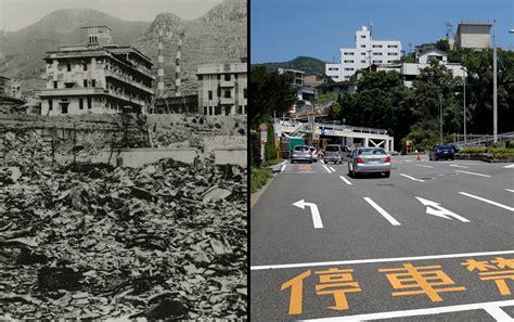 imagenes de japon despues de la bomba atomica a 70 a 241 os de la bomba at 243 mica hiroshima antes y despu 233 s