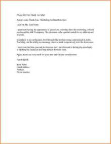 sample resume for interview sample thank you letter after resume sample thank you letter for job interview crna cover letter