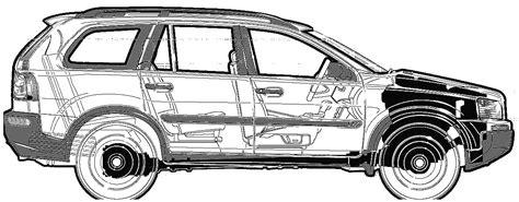 auto volvo xc awd   bild bild zeigt abbildung zeichnungen schematisch auto