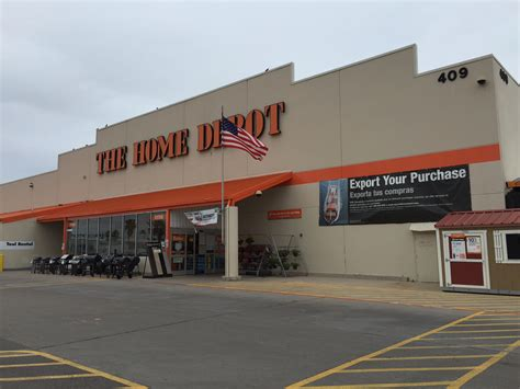 the home depot pharr tx business information