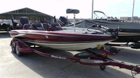 used triton boats in texas triton 21 boats for sale in texas