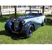Park Ward MG TA Drophead Coupe Symphony 1936