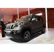 Mahindra TUV 300 Endurance At 2016 Auto Expoupdated With Video