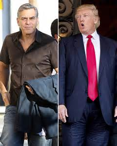 George Clooney Slams by George Clooney Slams Donald For Meryl Streep Diss