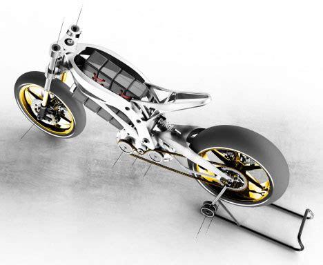 design frame motorcycle luniform frame superbike by sam weise tuvie