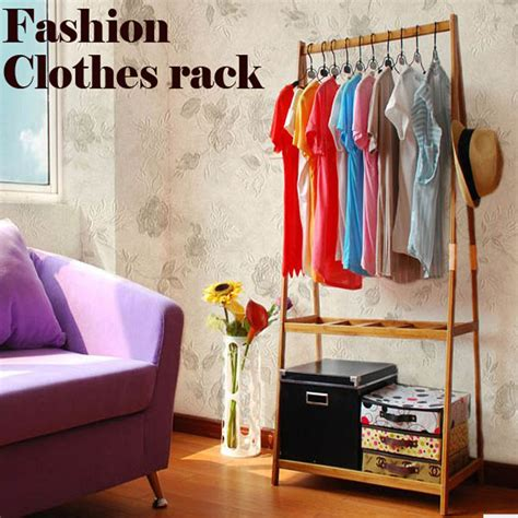 A Suitable Wardrobe Store by The Large Space Wardrobe Clothing Display Rack Clothes