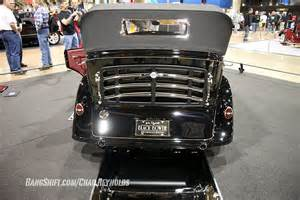 Chevrolet Rydell Bangshift America S Most Beautiful Roadster 2014 Is