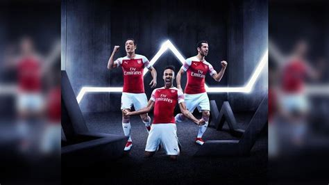 Arsenal Home Season new arsenal home kit for 2018 19 season leaked sportswallah