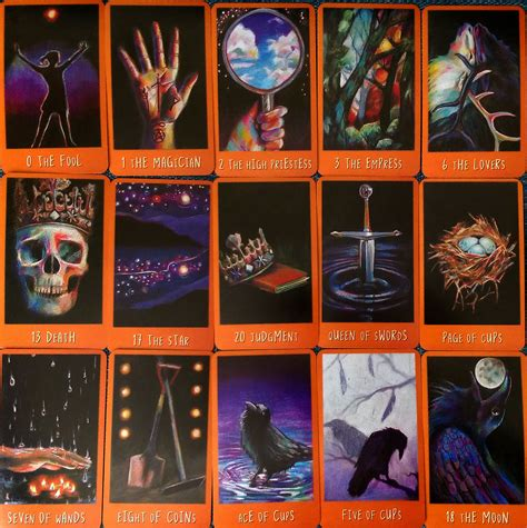 the ravens prophecy tarot raven s prophecy tarot