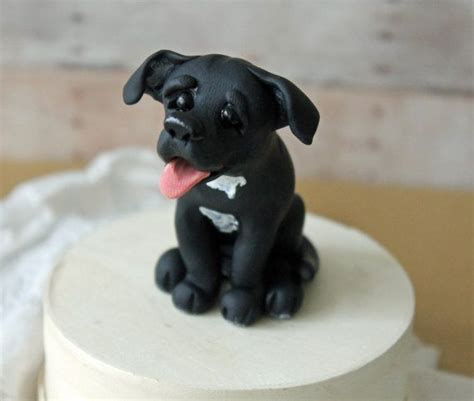 Stok Terbatas Customized Cake Topper cake topper or figurine customized pet wedding cake