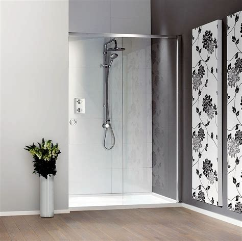 Matki Shower Doors Matki New Radiance Sliding Shower Enclosure Slimline Tray Uk Bathrooms