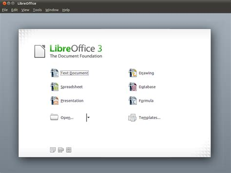 libreoffice file format libreoffice file extensions