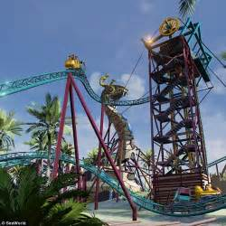 theme park list uk most anticipated theme park rides around the world for