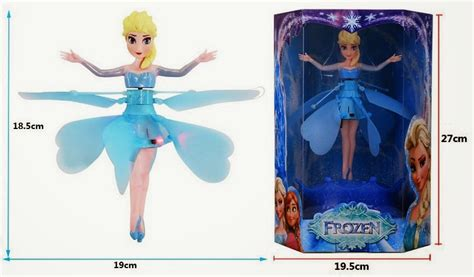 Flying Frozen Elsa Terbang jual elsa frozen flying boneka terbang ajaib alpabenia
