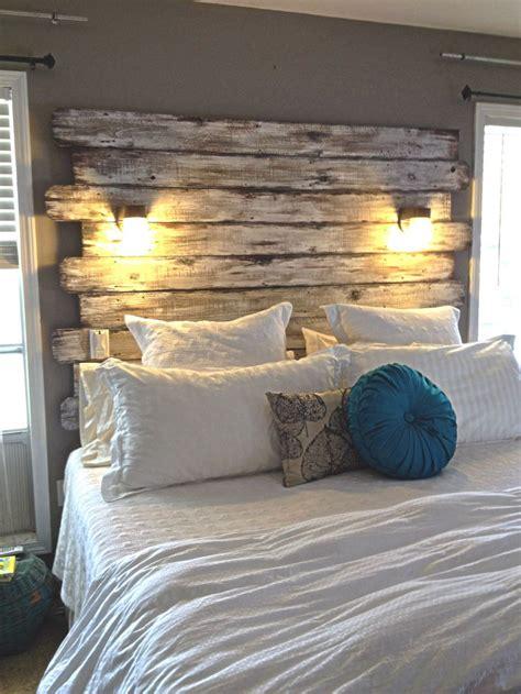 diy rustic headboard ideas best 25 diy headboard wood ideas on rustic headboard diy headboard with lights and