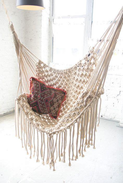 Noeud Hamac by Produit Vedette L Textile Boutique Vestibule
