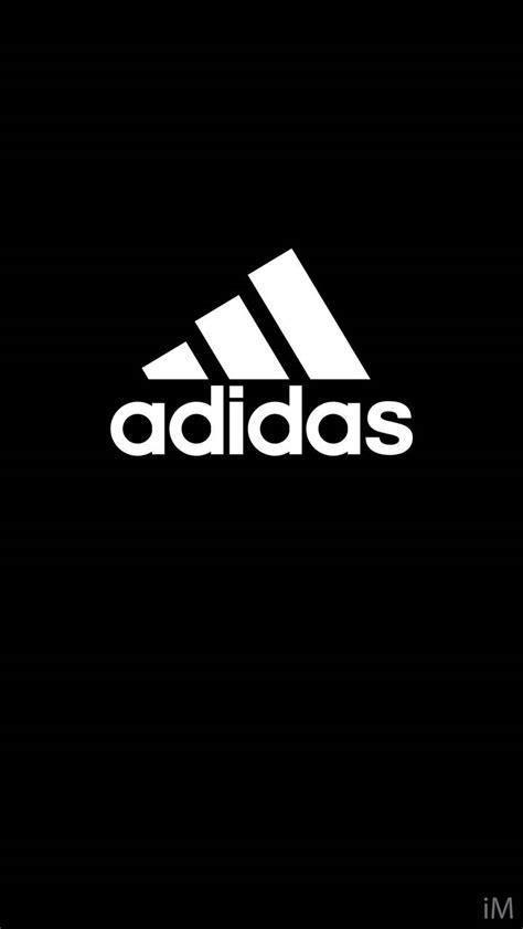 Adidas Black Logo Wallpaper by imranrishan - 63 - Free on