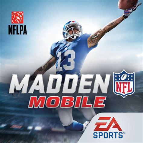 open nfl mobile madden nfl mobile on the app store
