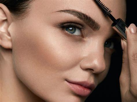 Augenbrauen Zupfen by Augenbrauen Richtig Zupfen Schritt F 252 R Schritt