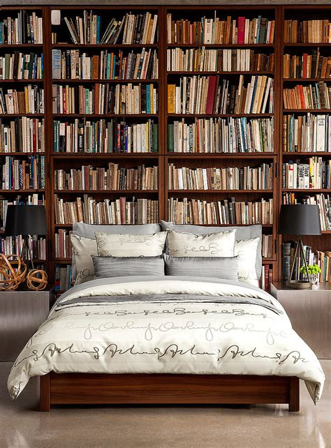 bedroom library book lovers will go mad for these enchanting bedroom