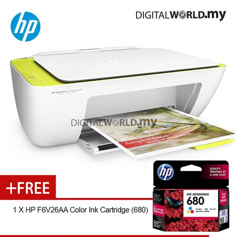 Printer Hp Deskjet Ink Advantage 2135 All In One Printer Garansi Resmi Hp Deskjet Ink Advantage 2135 All In One Printer Free 1x