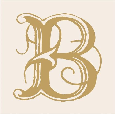 monogram letters template stencil custom monogram stencil large 8 quot a z diy