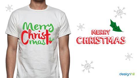 festive christmas  shirt design ideas