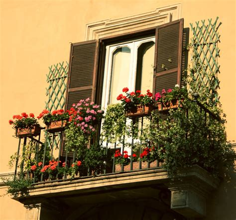 Backyard Balcony Ideas by Beautiful Flower Arrangements 12 Balcony And Terrace