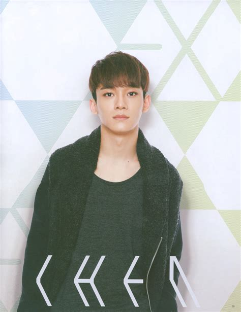 exo official scan planet exo official book vol 1 exo l japan