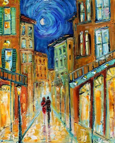 paint nite orleans new orleans romances and paintings on