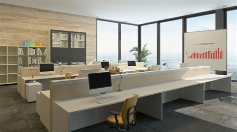 open floor plan office should your small business have an open floor plan office